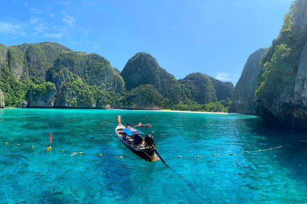 ทัวร์เกาะพีพี ปิเล้ะลากูน เรือเฟอร์รี่ ครุยเซอร์