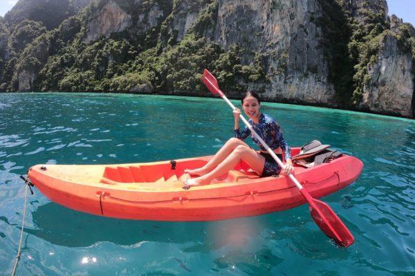 เกาะพีพี เรือเฟอร์รี่ ครุยเซอร์